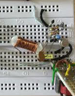 single layer coil I